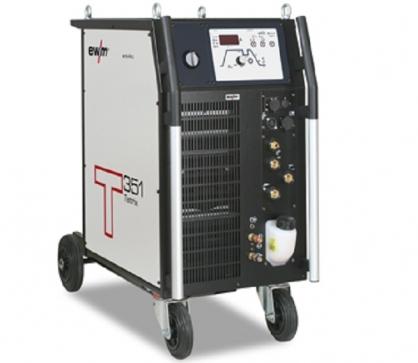 EWM Tetrix 351 Smart, Classic, Comfort, Synergic FW