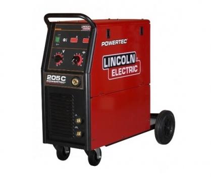 Lincoln Powertec 205C